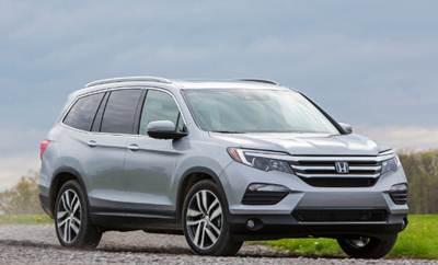 2017 Honda Pilot Performance Review - Reviews of Car