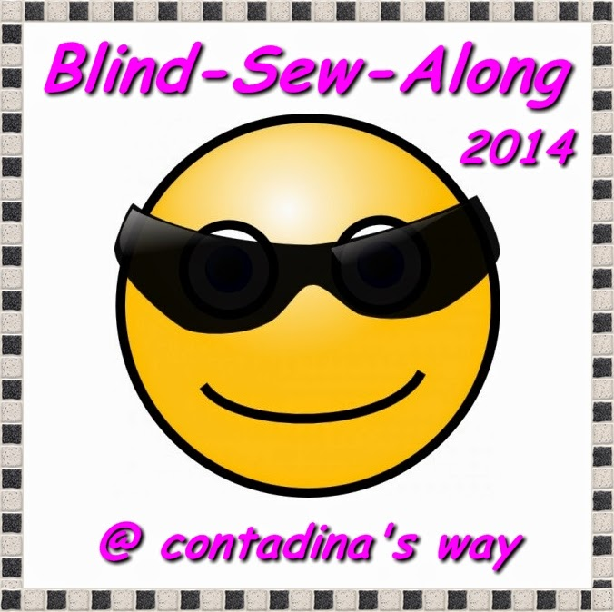 Contadinas Blind Sew Along - und Sewing Tini ist auch dabei