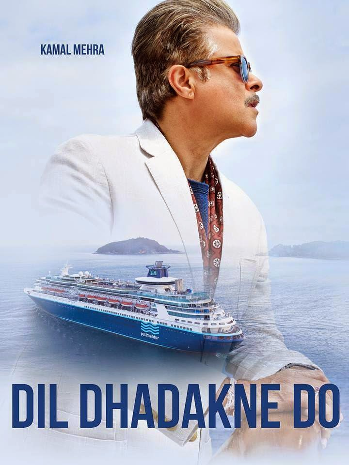 Bollywood upcoming Dil Dhadakne Do stills