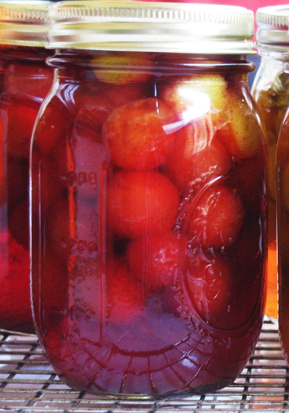 Canning Mulled Fruits With A Recipe For Mulled Wild