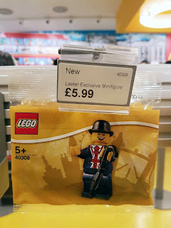 LEGO Store London Exclusive