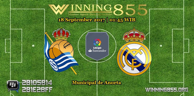 Prediksi Skor Real Sociedad vs Real Madrid