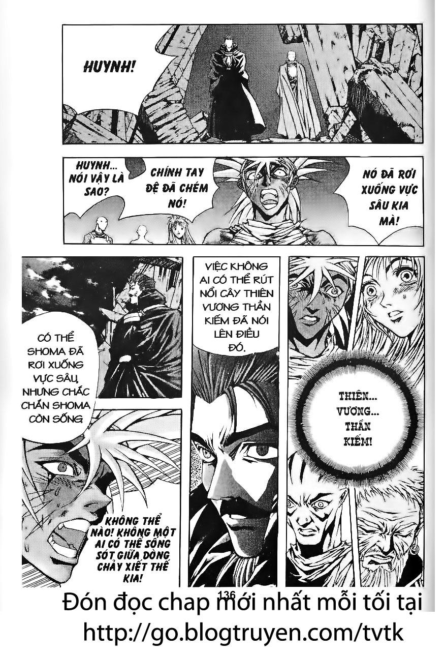 Shoma -Thiên Vương Thần Kiếm chương 084 trang 4