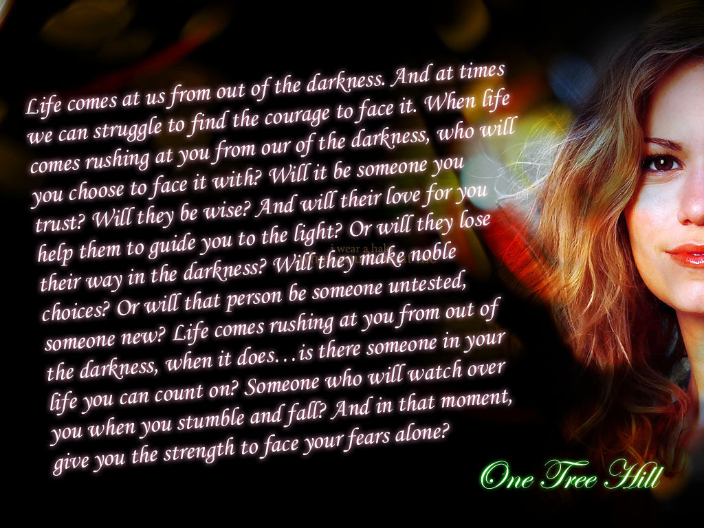 Moving Quotes: Moving On Quotes One Tree Hill