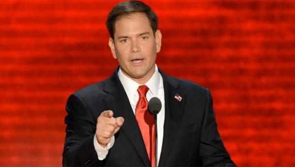 """Senador Marco Rubio considera que celebrar elecciones es la """"solución"""" a la crisis en Venezuela"""