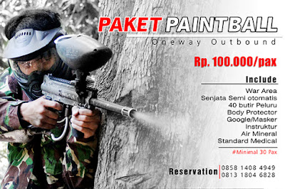 Paintball-Bogor
