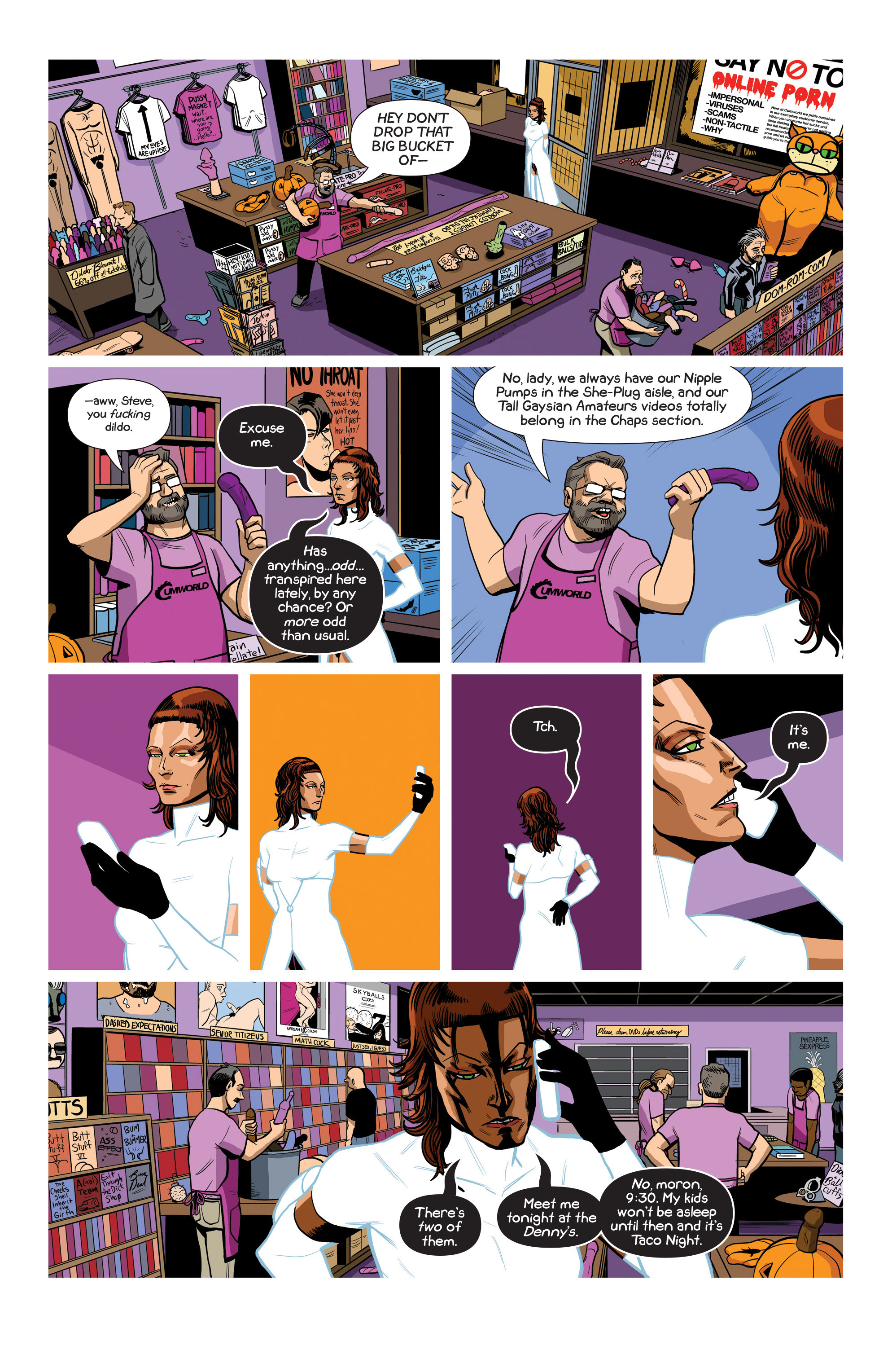 Read online Sex Criminals comic -  Issue #4 - 14