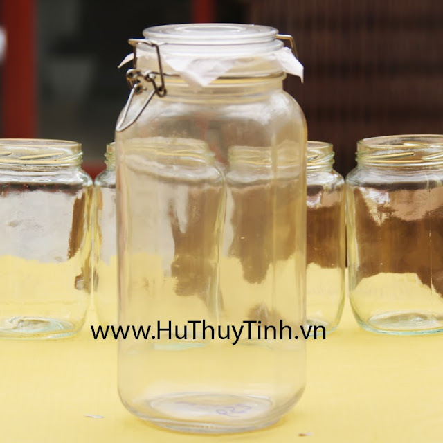 Hu vuong lock and lock 2 lit thuy tinh