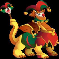 Dragón Bromista