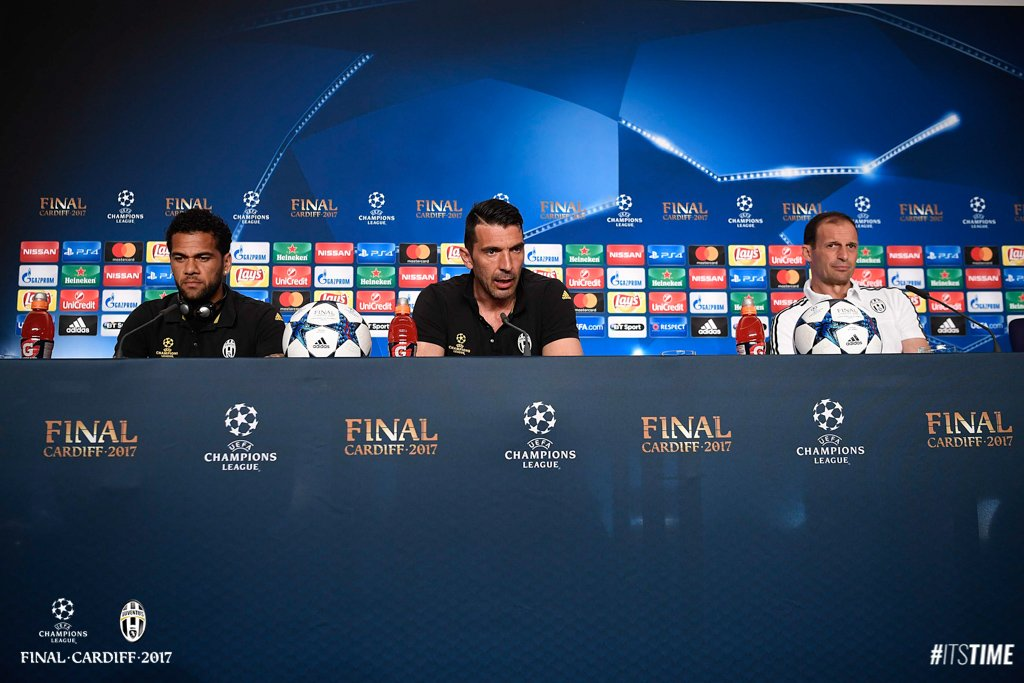 Juve-Real, Buffon: