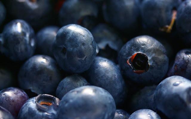 Beauty Hacks - Blueberry