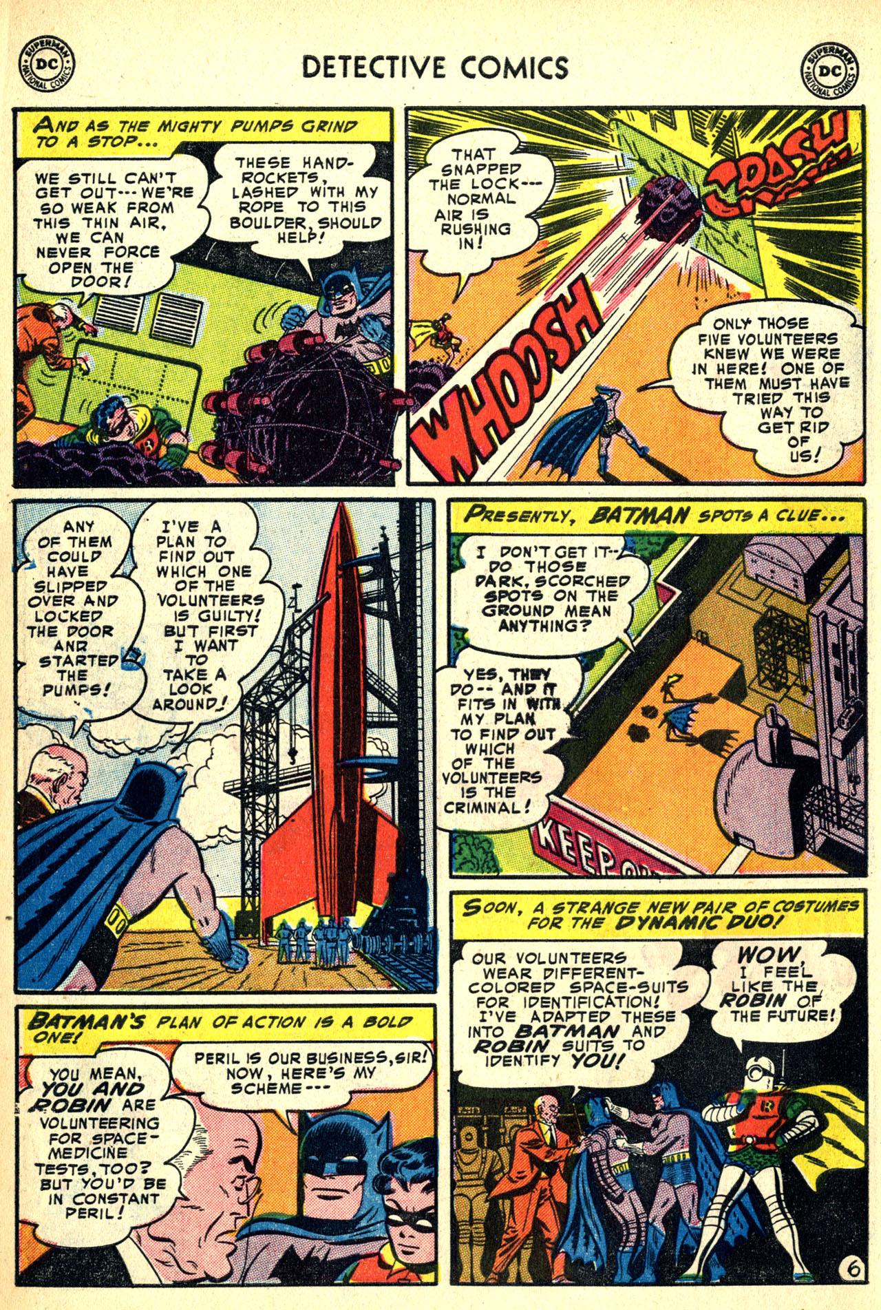 Detective Comics (1937) 208 Page 7