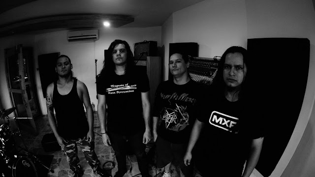 Inhuman, Progressive Death Metal Band from Costa Rica, Inhuman Progressive Death Metal Band from Costa Rica
