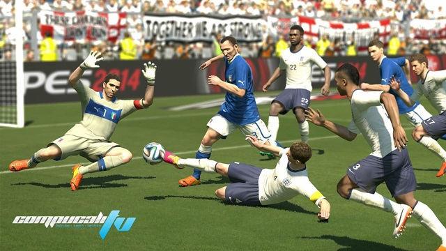 Pro Evolution Soccer 2014 World Challenge PC Full Español