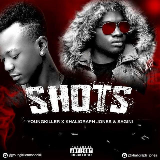 Young Killer Ft Khaligraph Jones & Sagini - Shots