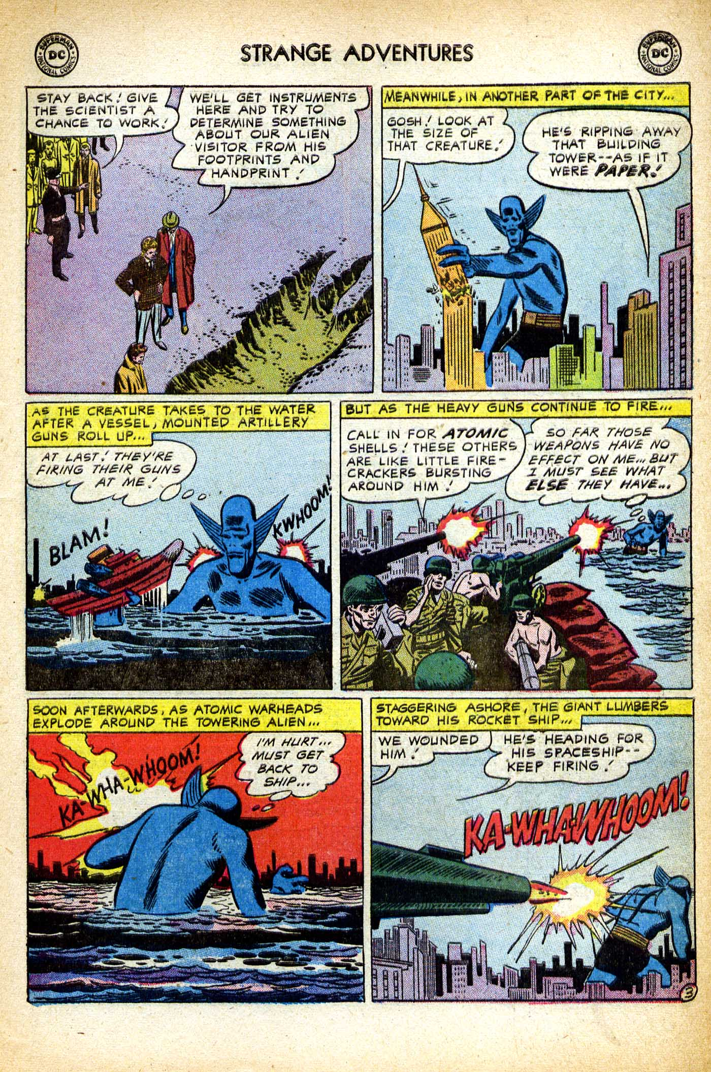 Strange Adventures (1950) issue 82 - Page 4