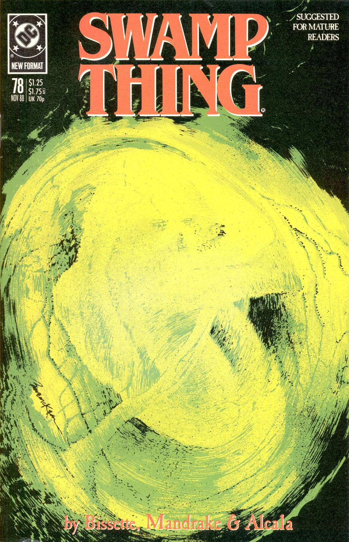 Swamp Thing (1982) Issue #78 #86 - English 1