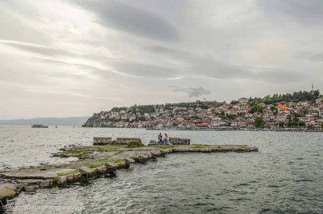 Port - Ohrid Lake, Macedonia