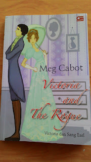 buku meg cabot buku victoria and the rogue