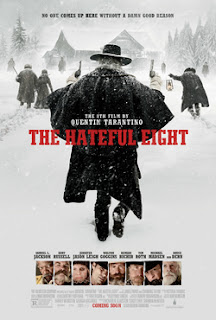 The Hateful Eight: Morricone's score for Quentin Tarantino's film won an Oscar