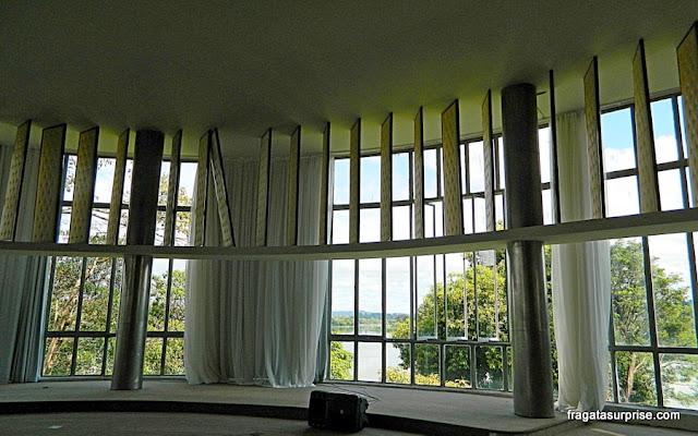 Antiga boate do cassino da Pampulha, Museu de Arte da Pampulha, Belo Horizonte