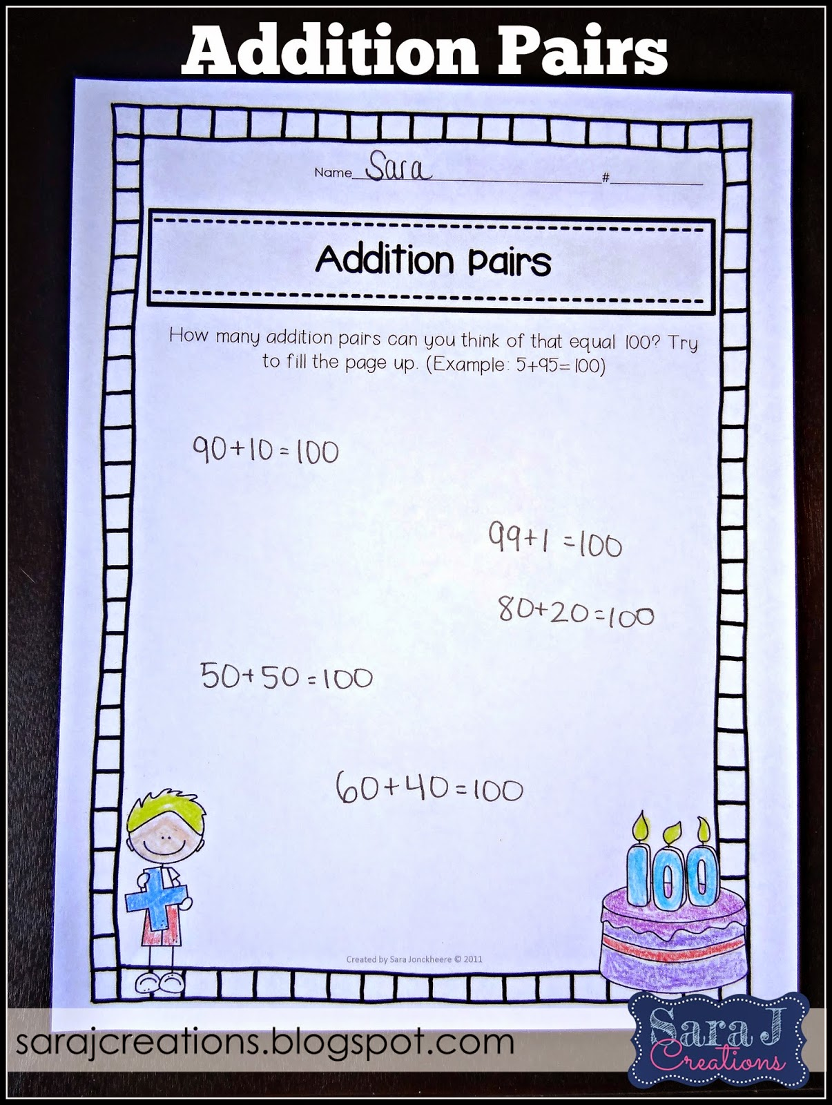 100th day of school activities, ideas and freebies!