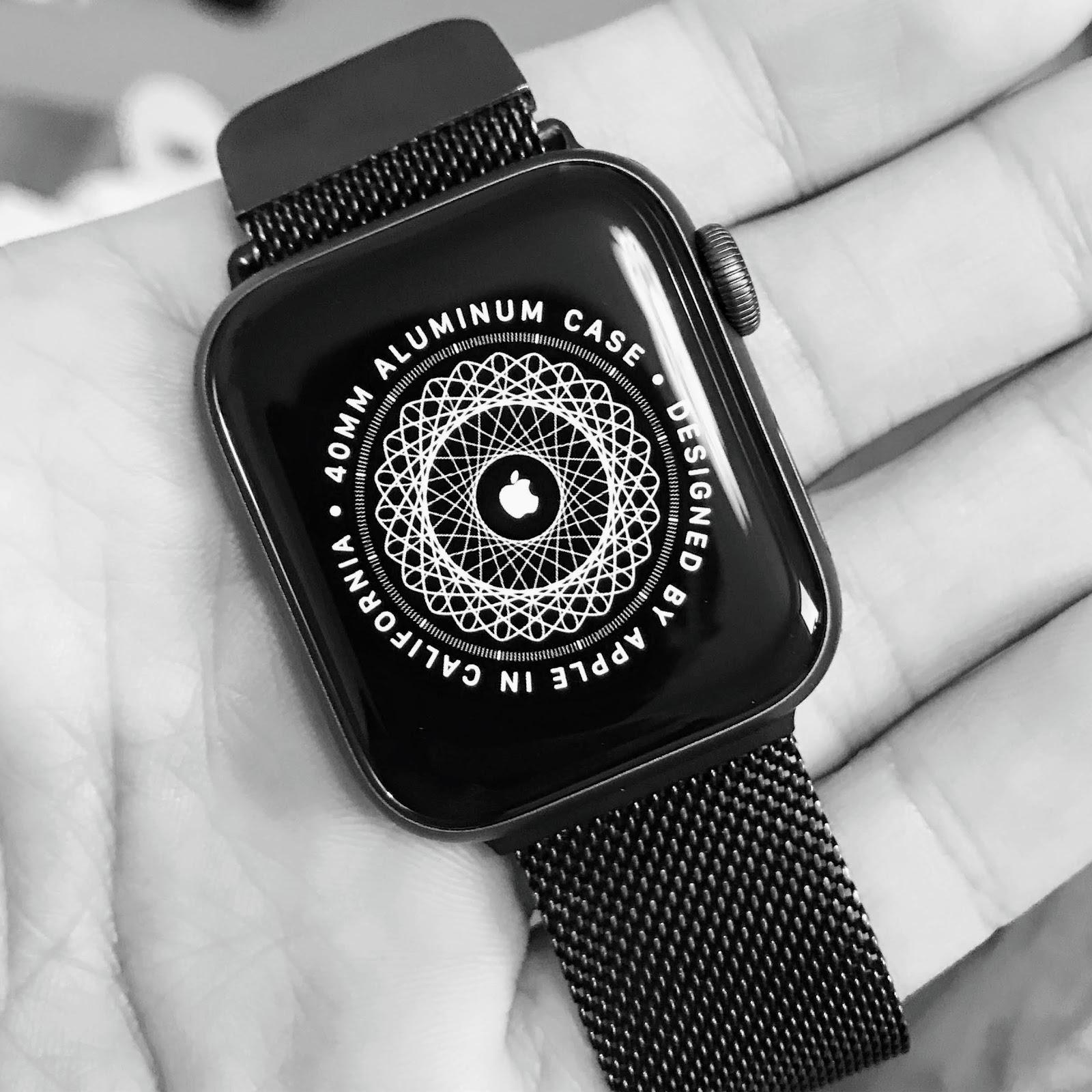 Apple Applewatch ガジェット レビュー アップルウォッチseries4に買い替え 日常使用での違いについて