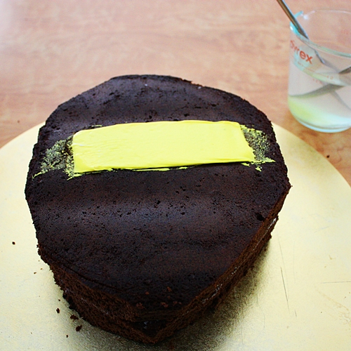 life as we know it   : How to create a Ninjago cake   the