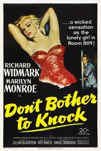 Watch Don't Bother To Knock Online Free in HD