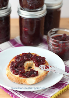 Never be without cranberry sauce again! Gluten-free, vegan, allergy-friendly.