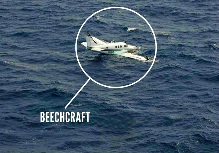 Walter Wyatt Jr kimdir sorusu, kullandığı Beechcraft tipi uçak suya çakılınca daha sık sorulmaya başlandı.