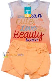 Fornecedores moda bebê