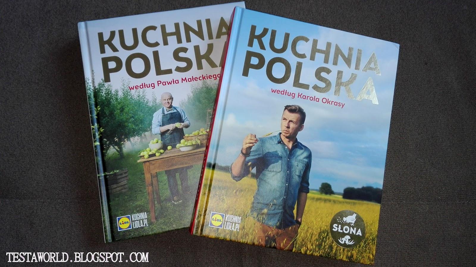 Lidl Kuchnia Polska Wedlug Karola Okrasy Slona 10023540224 Oficjalne Archiwum Allegro