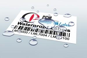 Etiquetas anti humedad