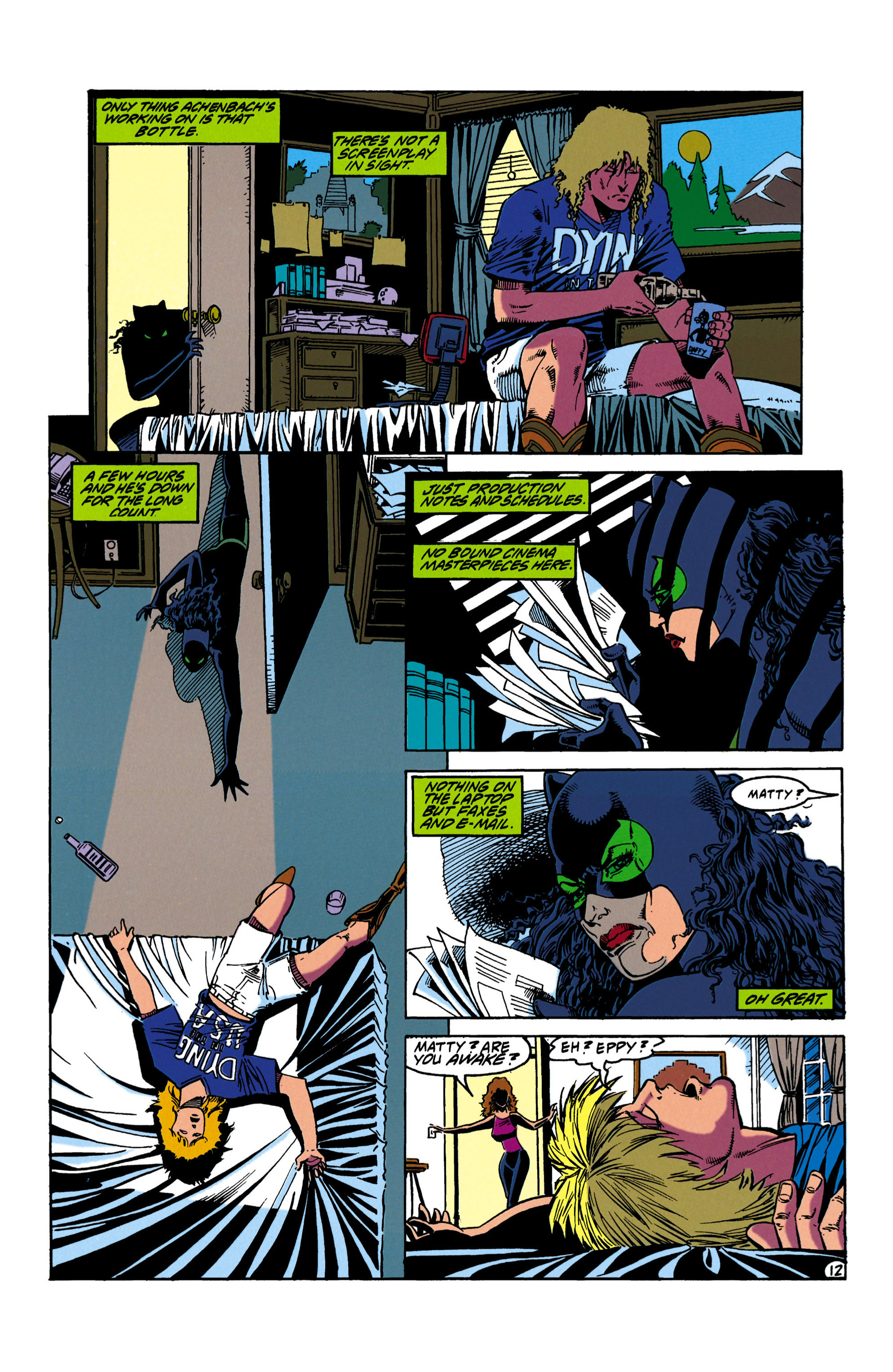 Catwoman (1993) Issue #20 #25 - English 12