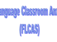 Comparison of Two Models of Foreign language Classroom Anxiety Scale