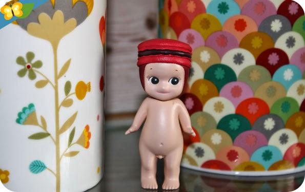 Figurine Sonny Angel de la série Ladurée