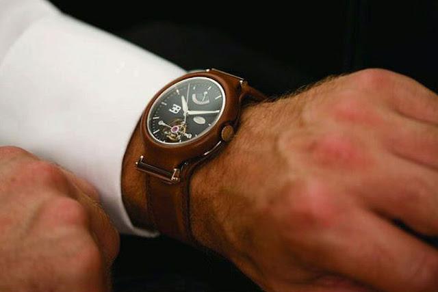 Bugatti 16C Galibier watch