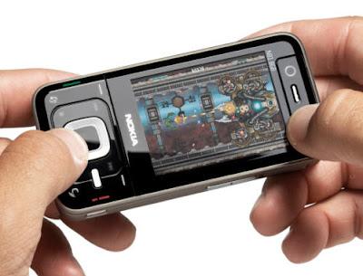 Nokia-N81-8Gb-4 História dos jogos de celular - 3ª Parte - A Era Symbian