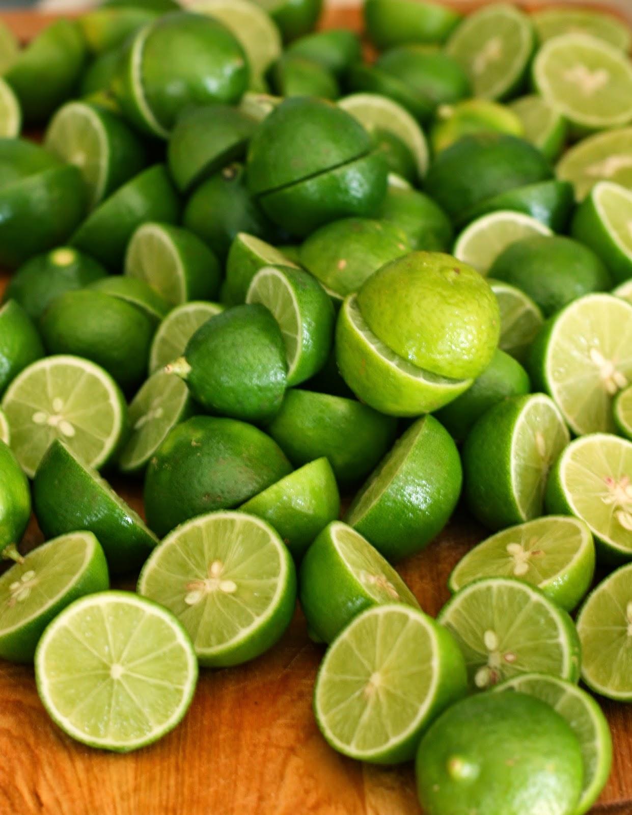 Peruvian lime