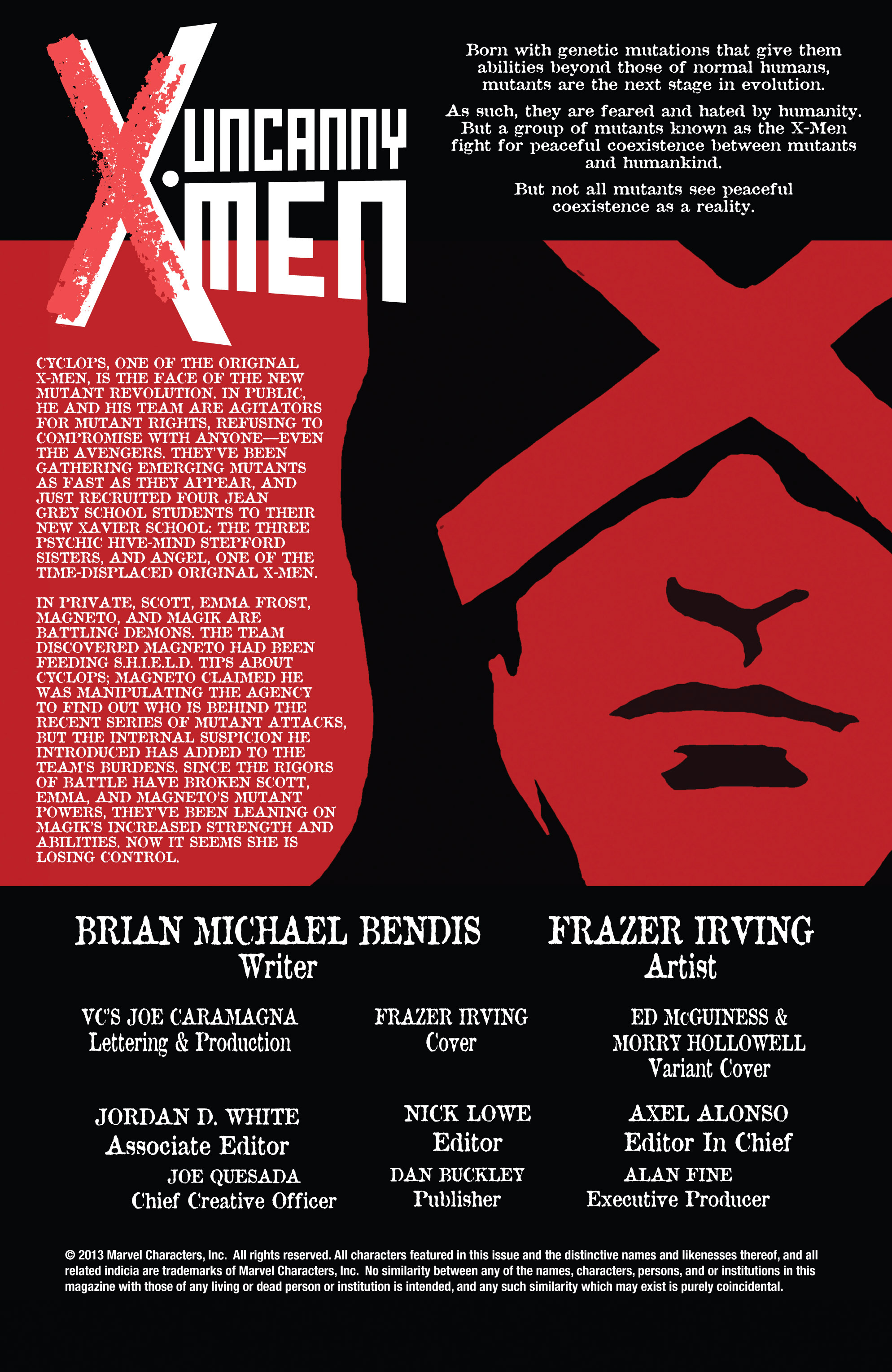 Read online Uncanny X-Men (2013) comic -  Issue # _TPB 1 - Revolution - 86