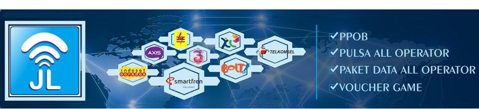 Web Promosi Mitra Jelita Pulsa dot Net