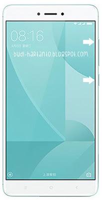 Cara Hard Reset Xiaomi Redmi Note 4x