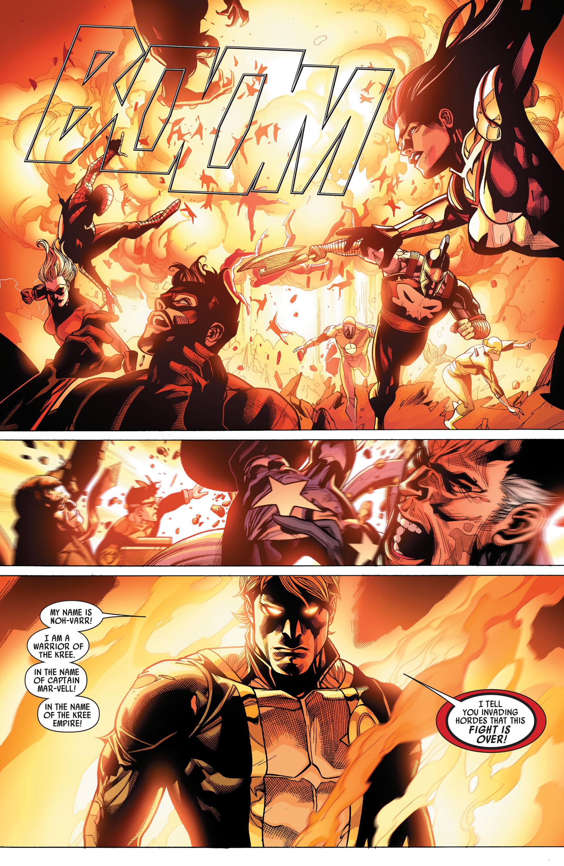 Read online Secret Invasion comic -  Issue #7 - 16