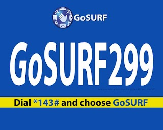 Globe GOSURF299 Promo 1.5GB of Data + 1GB for 1 App of your choice