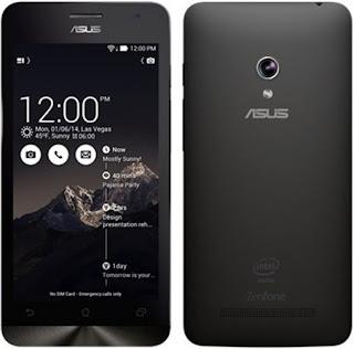 Harga HP Android Asus Dibawah 2 Juta - Asus Zenfone 4