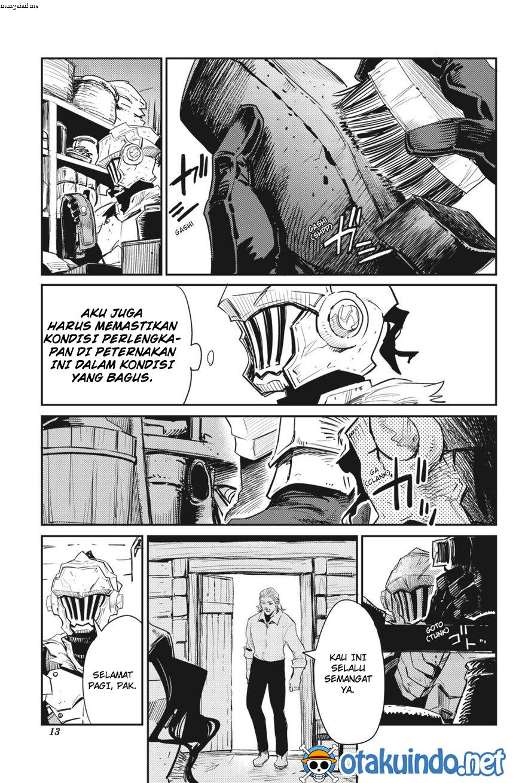 Goblin Slayer Chapter 31-14