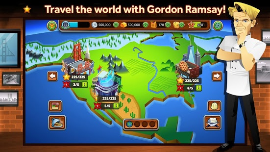 Gordon Ramsay Dash v1.0.14 Apk for Android