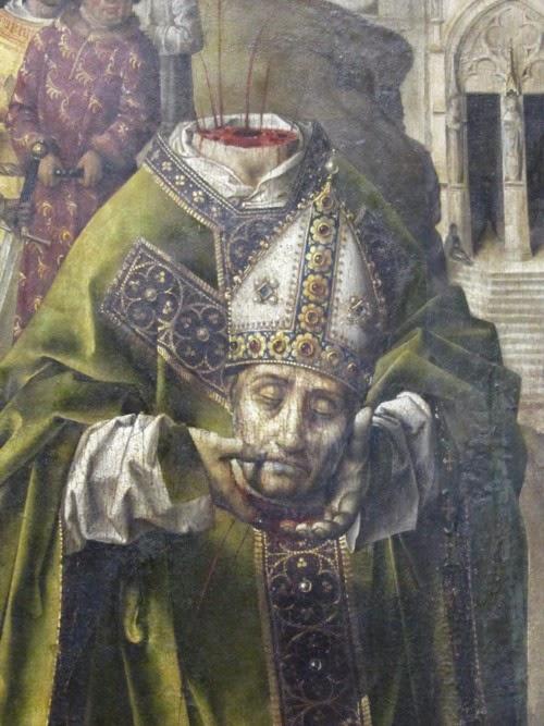 Saint Denis Gard: The Medieval World: The Headless Bishop: The Life Of Saint