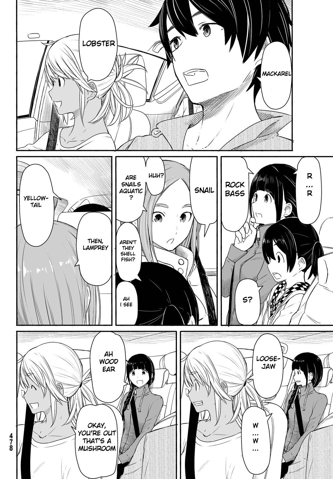 Flying Witch - Chapter 32